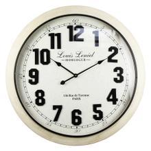 See Details - Louis Leniel Wall Clock