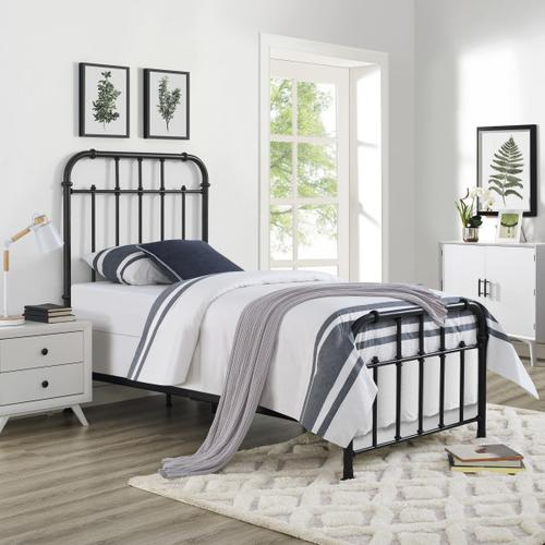 Twin One Box Bed