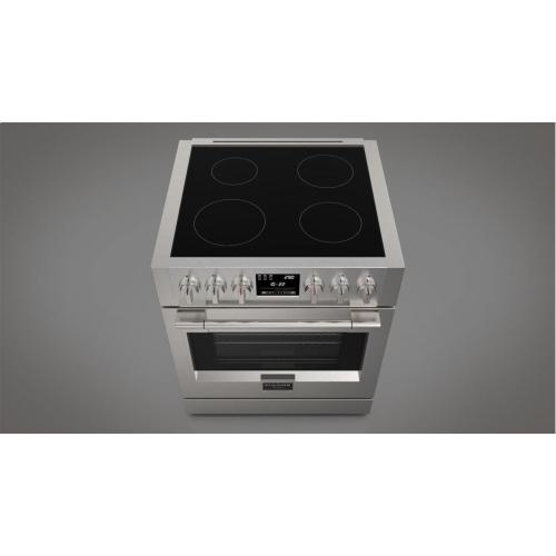 "30"" Induction Pro Range"