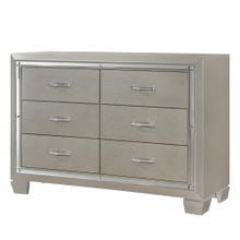 Platinum Youth Dresser