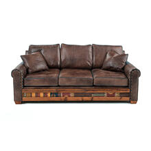 See Details - Remington Open Sofa - Desert Clay - Clay (sofa)