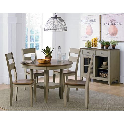 Gallery - Pendleton Sage Dining Set