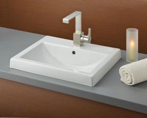 CAMILLA Semi-Recessed Basin Product Image