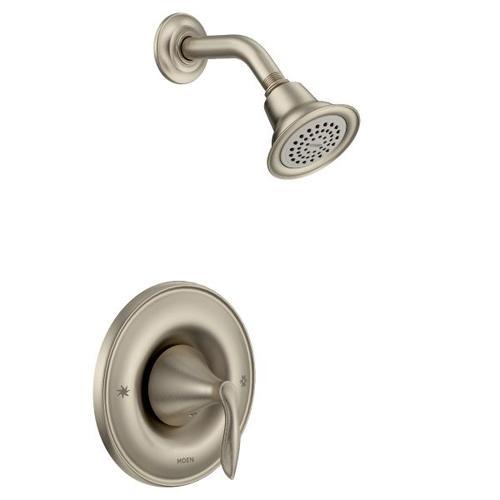 Eva brushed nickel posi-temp® shower only