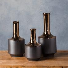 3 PC Vase Set