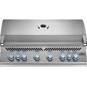 Built-In 700 Series 44 RB with Dual Infrared Rear Burners , Stainless Steel , Natural Gas