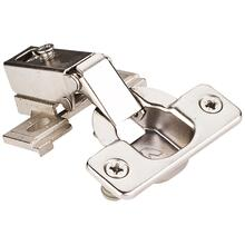 """See Details - 125° 1/2"""" Overlay Self-close Face Frame Hinge with Dowels"""