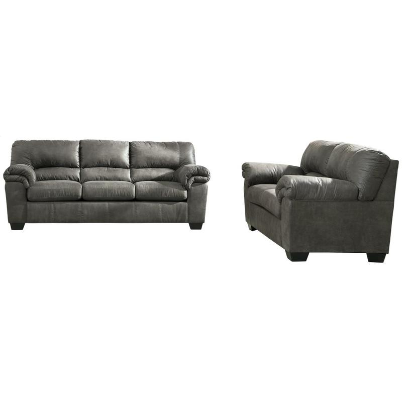 View Product - Sofa and Loveseat