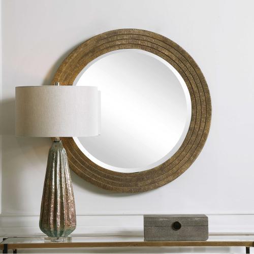 Uttermost - Relic Round Mirror
