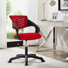 Thrive Mesh Office Chair in Red