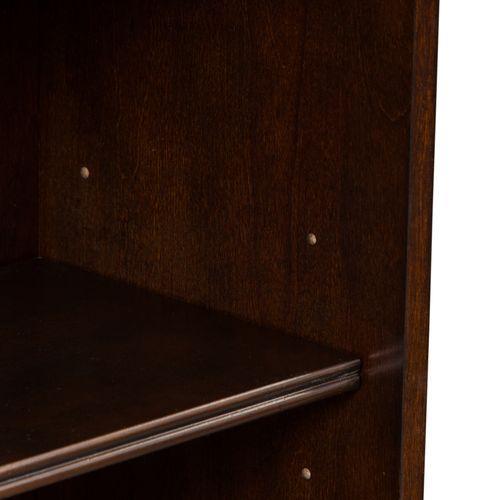 Gallery - Jr Executive 60 Inch Bookcase (RTA)