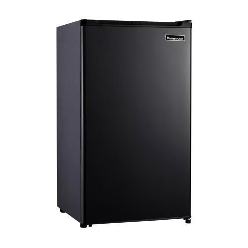 Magic Chef - 3.2 cu. ft. Compact All-Refrigerator