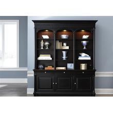 Executive Bookcase Set