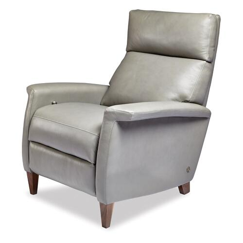 Felix Contemporary Leather Recliner Chair - American Leather