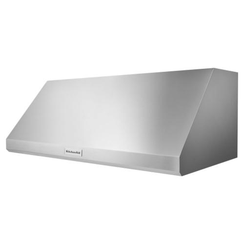 48'' 585-1170 CFM Motor Class Commercial-Style Wall-Mount Canopy Range Hood - Stainless Steel