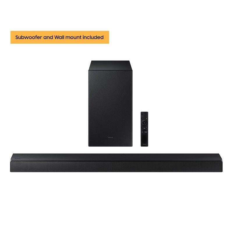 HW-A550 2.1ch Soundbar w/ Dolby 5.1 / DTS Virtual:X (2021)