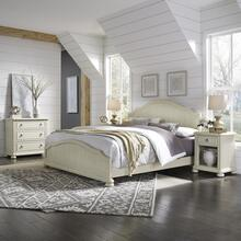 Chambre King Bed, Nightstand and Chest