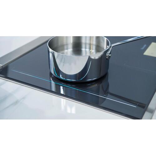 Freedom® Induction Cooktop 36'' Dark Gray CIT36XWB