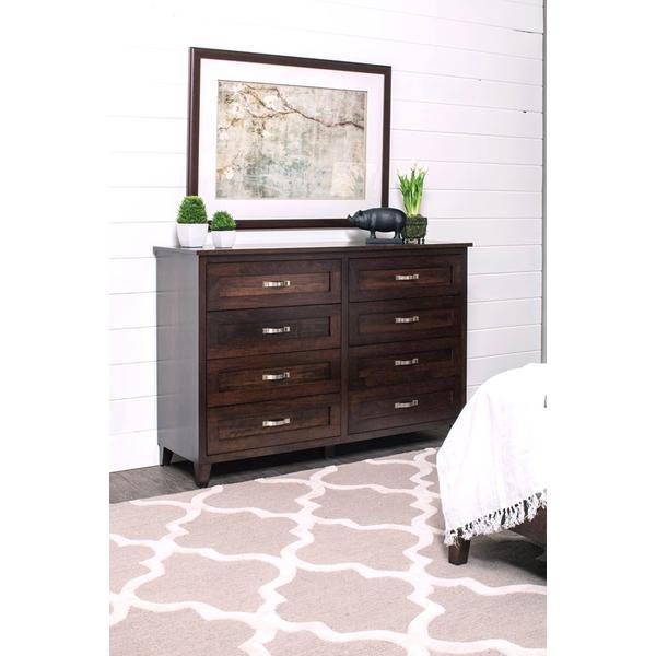 "SYO Inset 8-Drawer Dresser, 60 1/2""w"