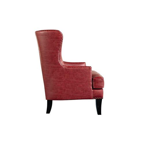 Grant Red Accent Chair, ACL564