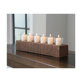 Candle Holder Cassandra Brown