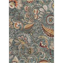 Capri - CPR1009 Seafoam Rug (Multiple sizes available)