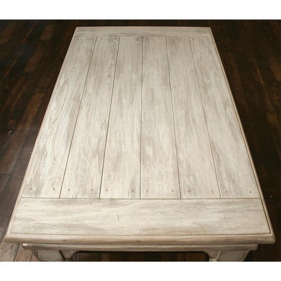 Riverside - Regan - Coffee Table - Farmhouse White Finish