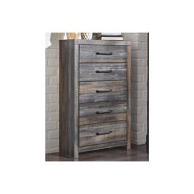 Drystan Five Drawer Chest Multi
