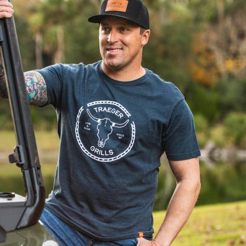 Traeger Grills - Traeger Longhorn T-Shirt