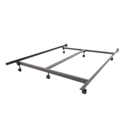 Extreme M50R Queen Bed Frame with Rollers