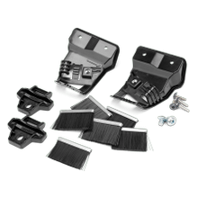 Wheel brush refill kit