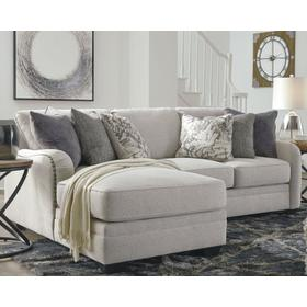 Dellara 2-piece Sectional With Chaise