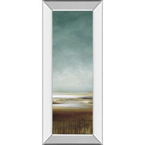 """New Horizons Il"" By Tesla Mirror Framed Print Wall Art"