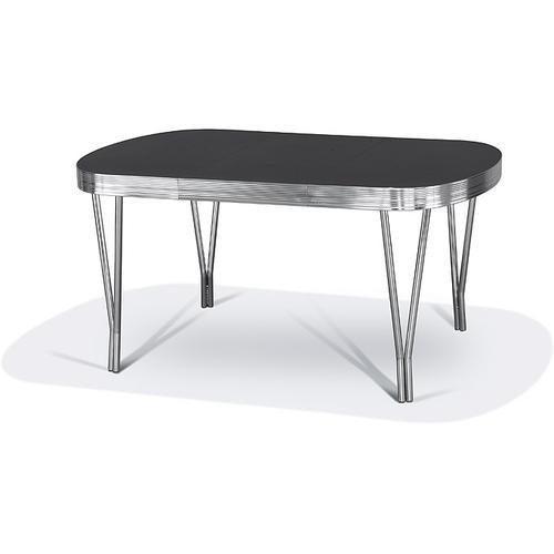 Gallery - Retro Table (chrome)