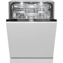 Fully integrated dishwasher XXL - the Miele all-rounder for handleless kitchen designs.