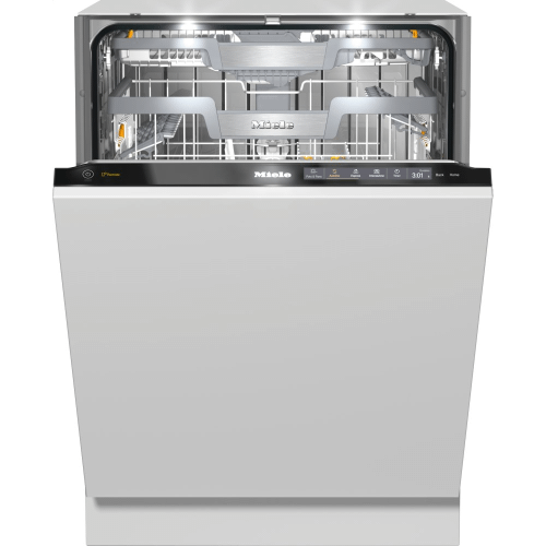 G 7966 SCVi AutoDos - Fully integrated dishwasher XXL - the Miele all-rounder for handleless kitchen designs.