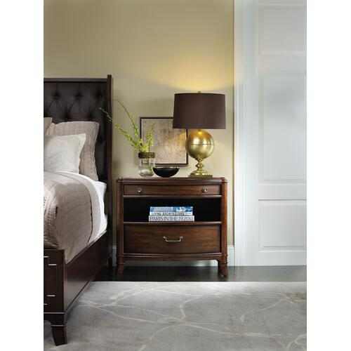 Product Image - Palisade Two Drawer Nightstand