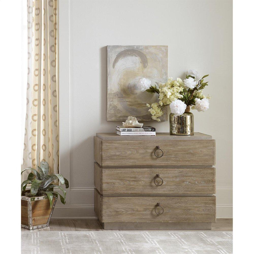 See Details - Sophie - Bachelor Chest - Natural Finish