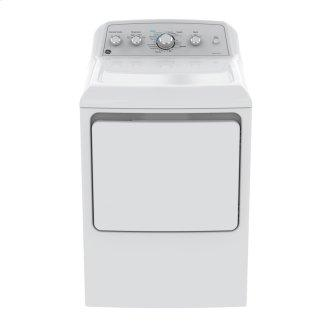 GE 7.2 Cu.Ft. Gas Dryer White