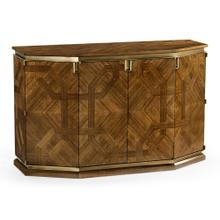 Toulouse Parquetry Cabinet