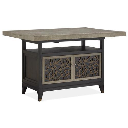 Magnussen Home - Rectangular Counter Table
