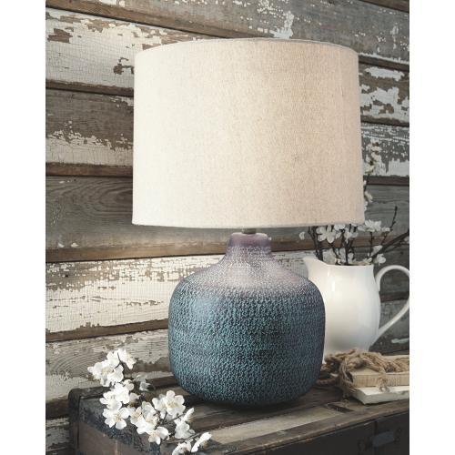 Signature Design By Ashley - Malthace Table Lamp