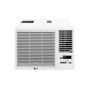 LG Appliances18,000 BTU Window Air Conditioner, Cooling & Heating