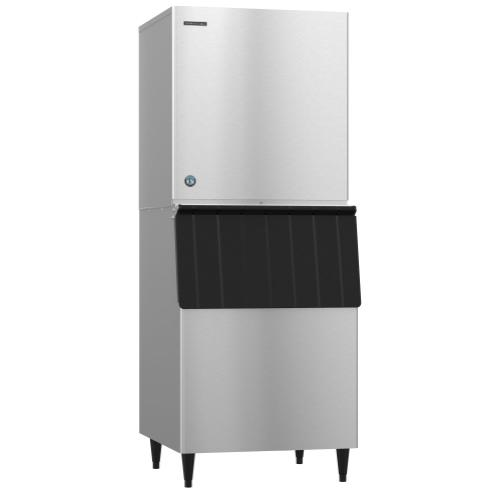 KM-1100MRJ with URC-14F, Crescent Cuber Icemaker, Remote-cooled