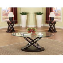 See Details - Cyclone Coffee Table Base