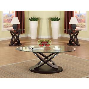 Cyclone End Table Base