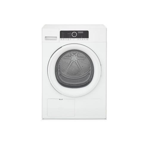 Whirlpool - 4.3 cu.ft Compact Ventless Heat Pump Dryer with Wrinkle Shield Option