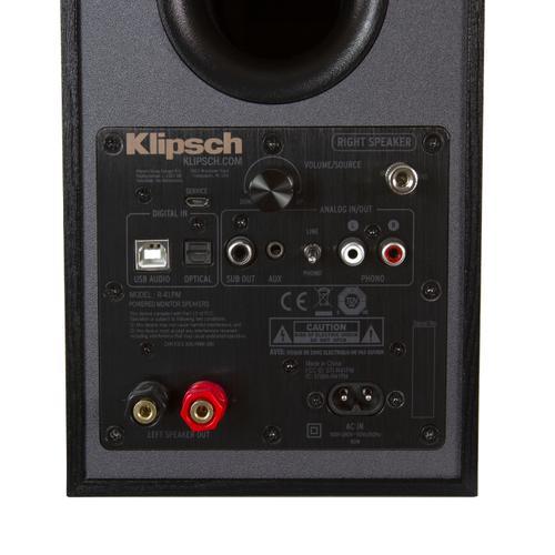 Klipsch - R-41PM Powered Speakers (Pair)