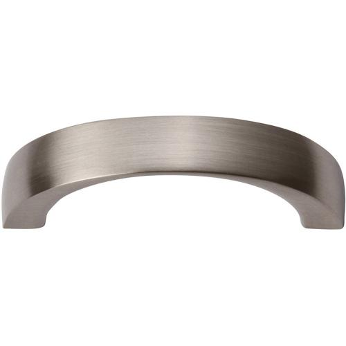 Tableau Curved Pull 1 13/16 Inch - Brushed Nickel