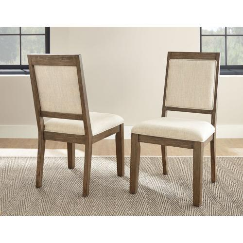 Gallery - Molly 5 Piece 48-inch Round Set(Table & 4 Side Chairs)